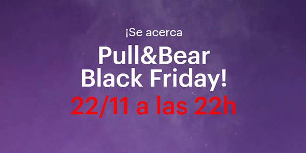 Black Friday Pull & Bear 2018