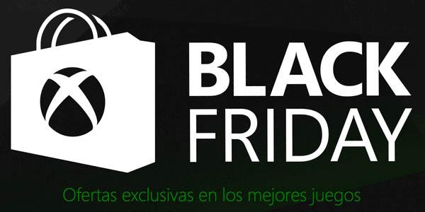 Black Friday Xbox en juegos digitales