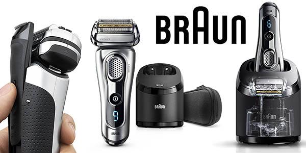 braun series 9 9290CC afeitadora electrica wet&dry clean&charge barata