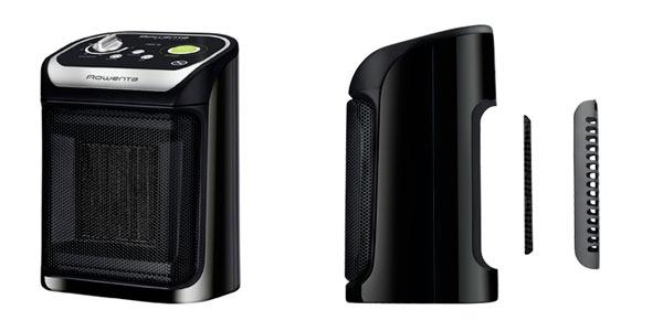 Calefactor cerámico Rowenta con filtro antipolvo a buen precio