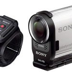 Cámara deportiva Sony Action Cam HDR-AS200VR