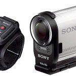 Cámara deportiva Sony Action Cam HDR-AS200VR