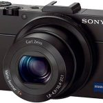 Cámara compacta Sony Cyber-shot DSC-RX100M2 de 20.2 MP