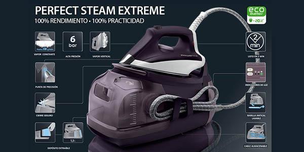 centro planchado potente rowenta perfect steam extreme precio brutal