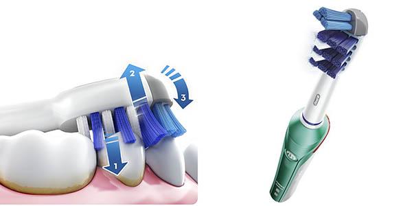 cepillo electrico bluetooth oral-b trizone 4000