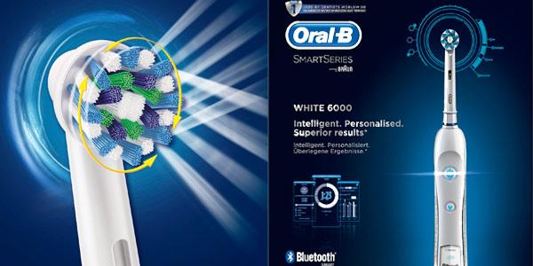 Cepillo de dientes eléctrico Braun Oral-B con Bluetooth a buen precio en el Black Friday de Amazon