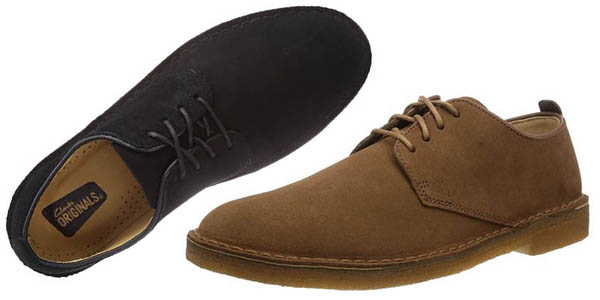 clarks originals desert london precio brutal