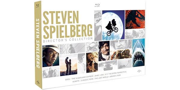 Steven Spielberg Director's Collection en Blu-ray