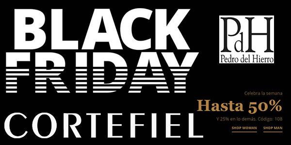 cortefiel black friday 2016