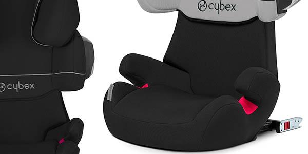 Chollo silla de coche cybex solution x2 fix grupo 2 3 15 - Silla cybex solution x2 fix ...