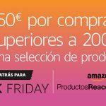 50€ de descuento en productos reacondicionados