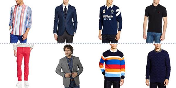 descuentos ropa hombre Amazon