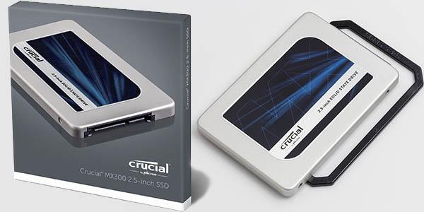 Crucial MX300 de 1 TB barato