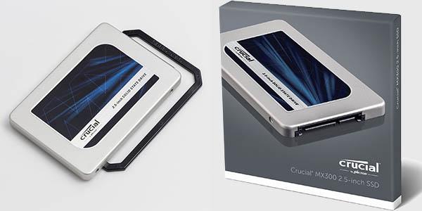 SSD Crucial MX300 de 275GB barato