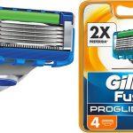 Gillette Fusion ProGlide Power recambios baratos