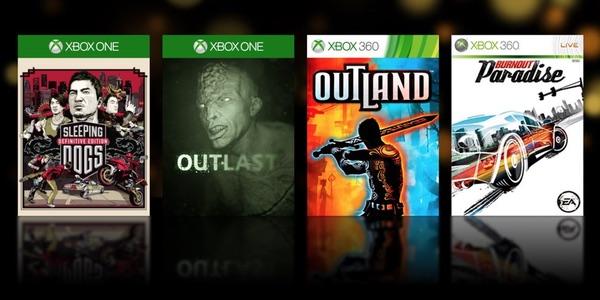 Juegos gratis con Gold Xbox diciembre 2016