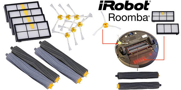 kit recambios roomba series 800 900 barato