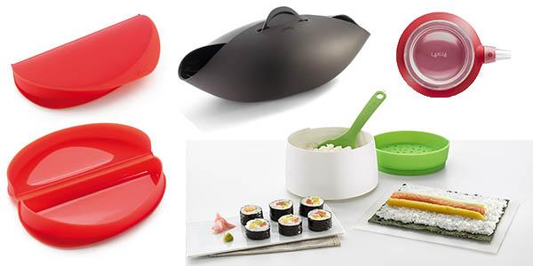 lekue productos silicona cocina microondas baratos