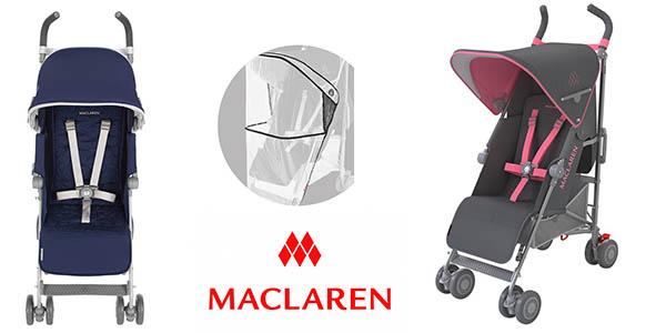 Chollo silla de paseo maclaren quest nueva colecci n por for Modelos silla maclaren