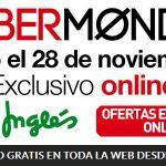 Cyber Monday El Corte Inglés 2016