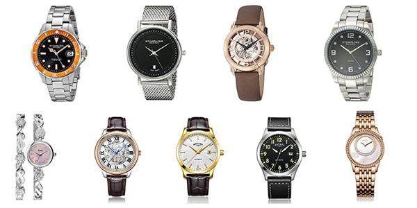 nueva estilos 6ce1a 1fd35 Hasta un 70% de descuento en una selección de relojes ...