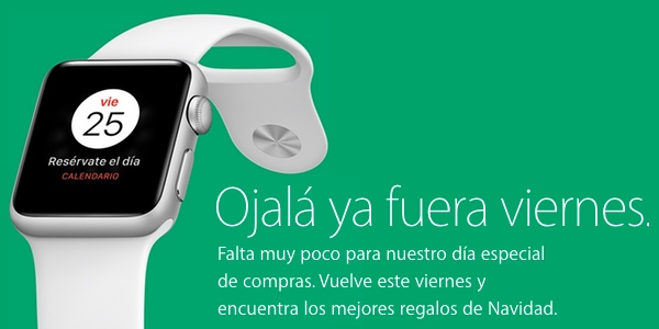 Apple Watch Black Friday Apple 2016