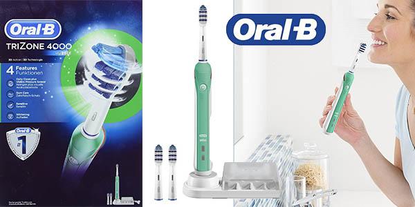 CHOLLO FLASH  Cepillo de dientes eléctrico Oral-B TriZone 4000 con ... 1eba5530f2c0
