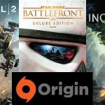 Origin Black Friday 2016 juegos PC baratos