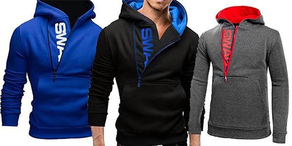 grande descuento venta Garantía de calidad 100% diseñador de moda Chollazo Sudadera con capucha Overdose para hombre por sólo ...