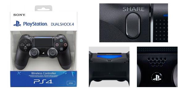 mando inalambrico para PS$ Dualshock 4 en oferta