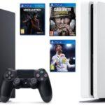 PS4 en el Black Friday 2017