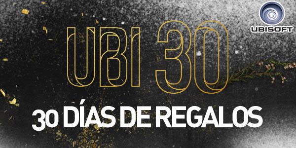 Regalos 30 Aniversario Ubisoft