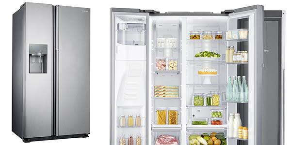 Chollo flash frigor fico syde by syde samsung food - Nevera americana medidas ...