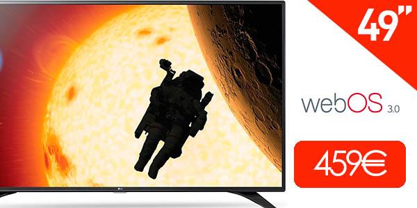 Smart TV LG 49LH604V