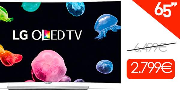 Smart TV OLED LG 65EG960V 4K UHD