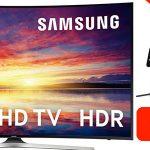 Smart TV Samsung UE49KU6100 UHD 4K Curvo