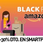 Ofertas smartphones Black Friday Amazon