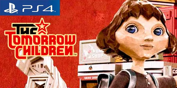 jugar a The Tomorrow Children gratis descargar para PS4