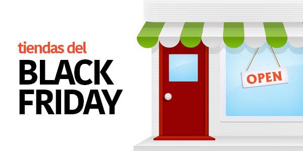 Tiendas que harán Black Friday en España