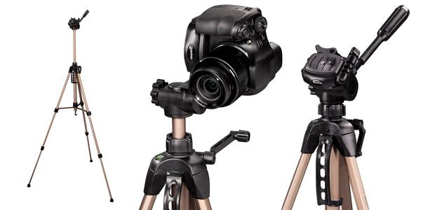 Trípode Hama Star 61 para cámaras DSLR barato en Amazon