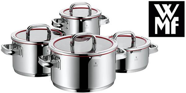 wmf function 4 bateria cocina 4 ollas barata