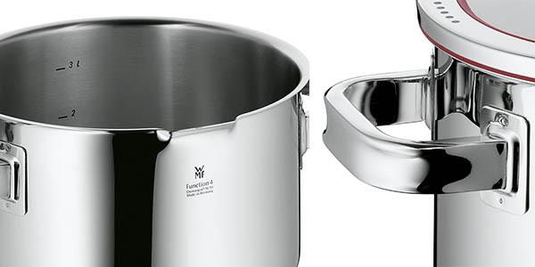 wmf function 4 cacerolas cocina relacion calidad-precio brutal