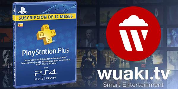 Tarjeta Playstation Plus al mejor precio