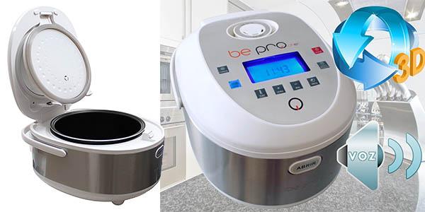Chollazo robot de cocina be pro chef gourmet 3d - Chef titanium con voz ...
