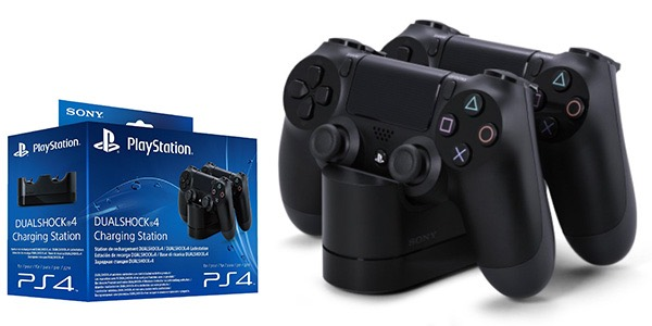 DualShock 4 Charging Station para PS4