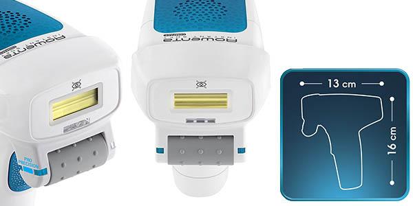 depiladora luz pulsada potente resultados rapidos Rowenta EP9600 Instant Soft Compact
