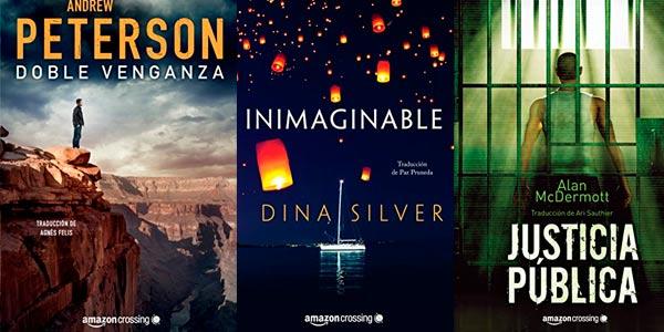 eBooks por menos de 1 euro en Amazon por el aniversario de Kindle