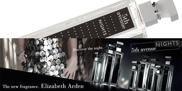 elizabeth arden 5th avenue nights perfumes precio brutal