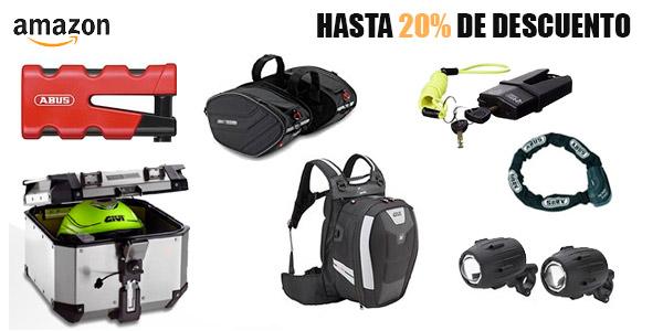 c7771ff5b7a24 Hasta un 20% de ahorro en una selección de accesorios para moto en ...
