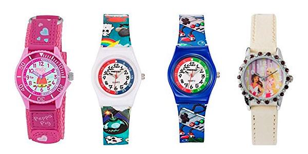 9fba5c04570d Y es que en estos momentos puedes conseguir hasta un 30% de descuento en  una selección de relojes infantiles en Amazon